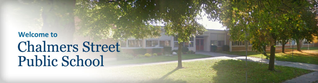 Chalmers Street School