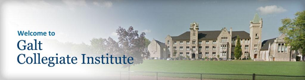 Galt Collegiate