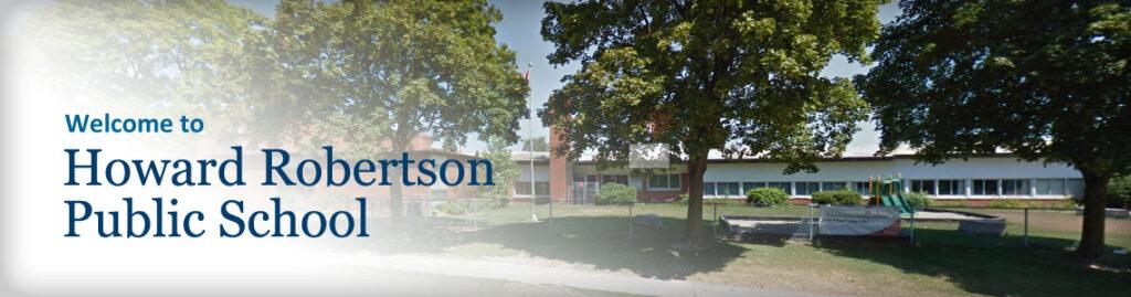 howard robertson school